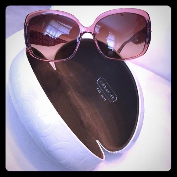 fa0783dc6 Coach Accessories | Sunglasses Price Firm | Poshmark
